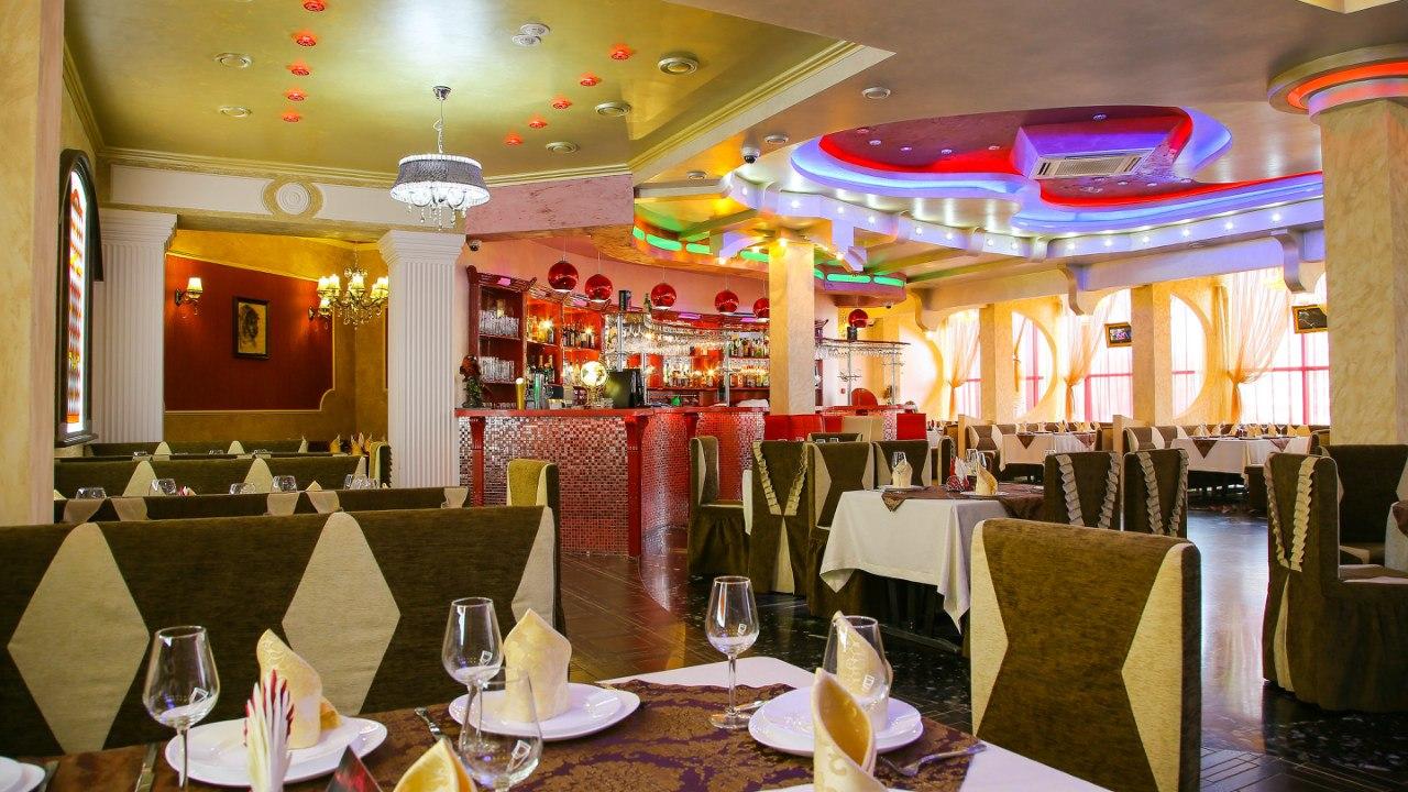 Ресторан Меридиан - фотография 4