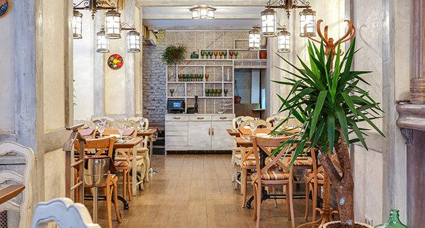 Ресторан Натахтари в Большом Черкасском - фотография 19