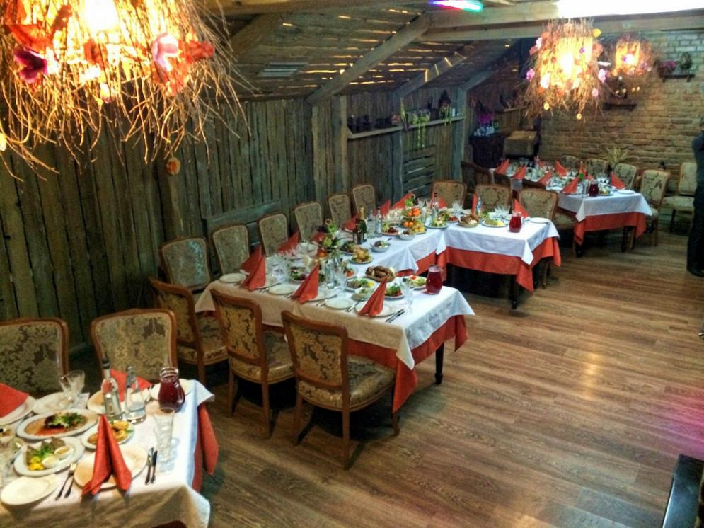 Ресторан Манилов - фотография 1
