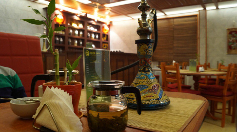 Ресторан Зеленый дракон - фотография 3