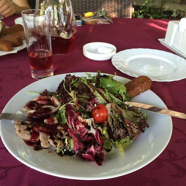 Ресторан Райский сад - фотография 3