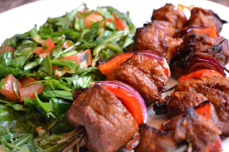 Ресторан Шашлычный рай - фотография 6