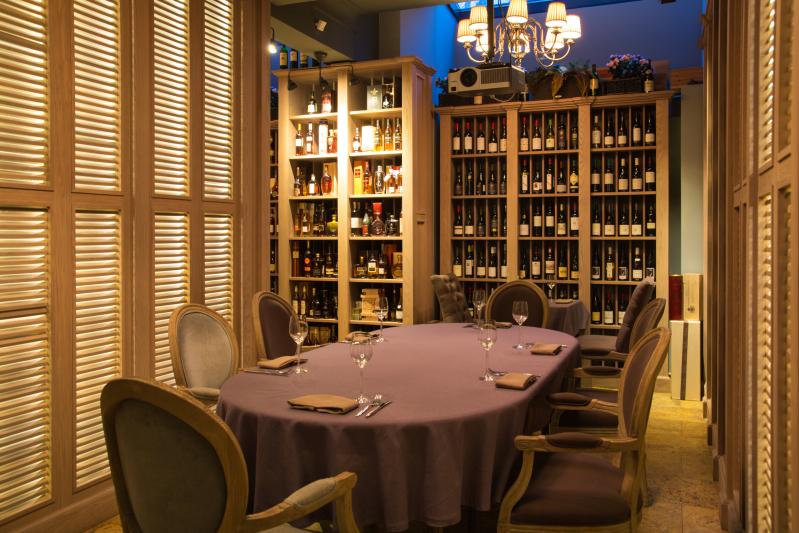 Ресторан Grape - фотография 8