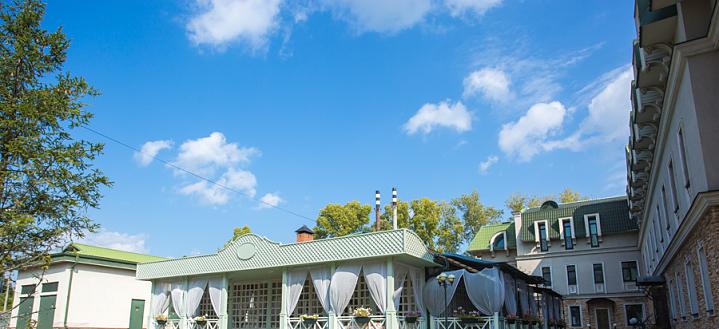 Ресторан Тайга-медведи - фотография 4