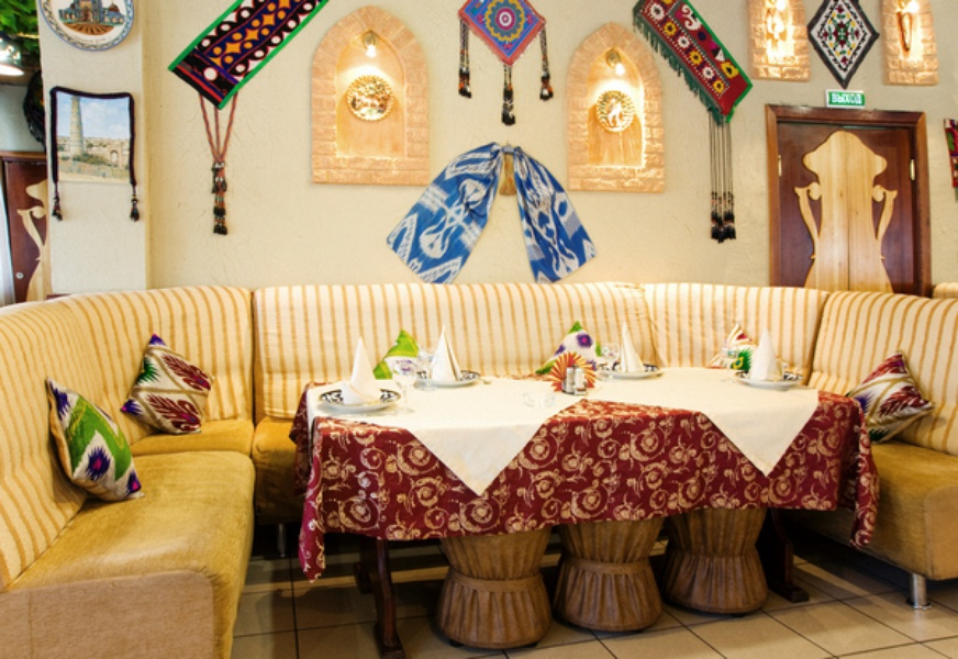 Ресторан Самарканд - фотография 8