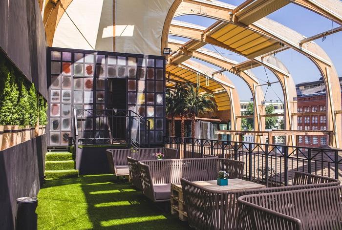 Ресторан Фудмаркет Gipsyville - фотография 1