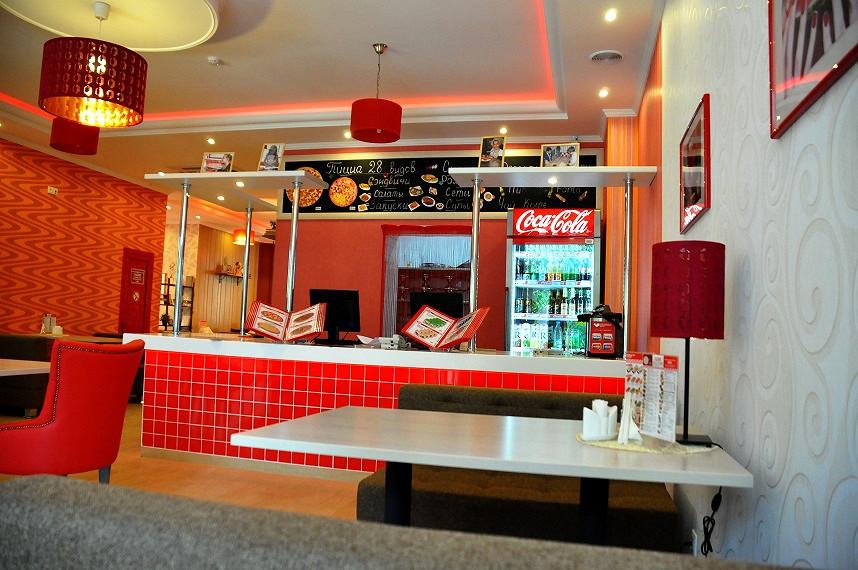 Ресторан Пицца-фабрика - фотография 4