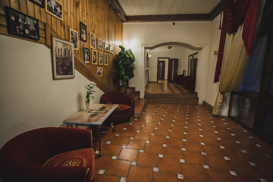 Ресторан Либхабер - фотография 19