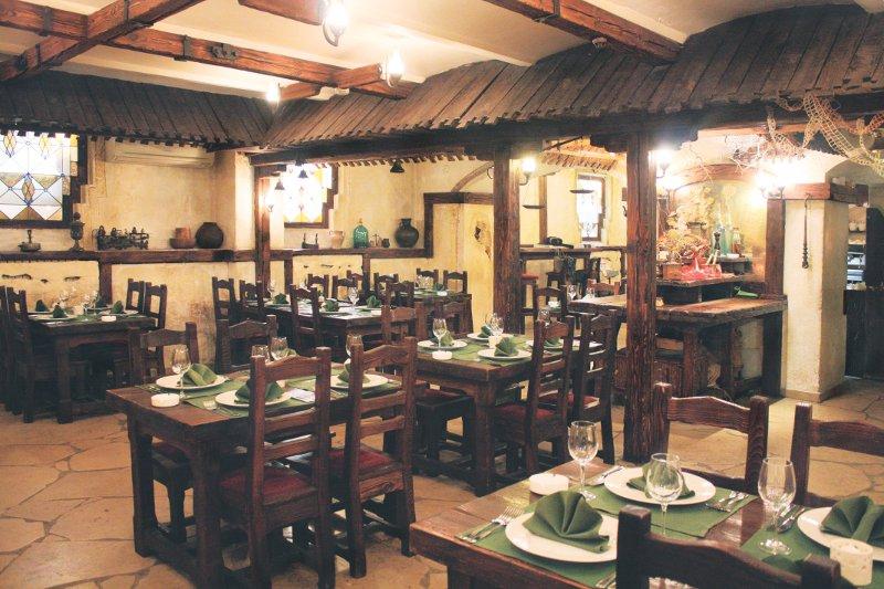 Ресторан Китеж-град - фотография 1
