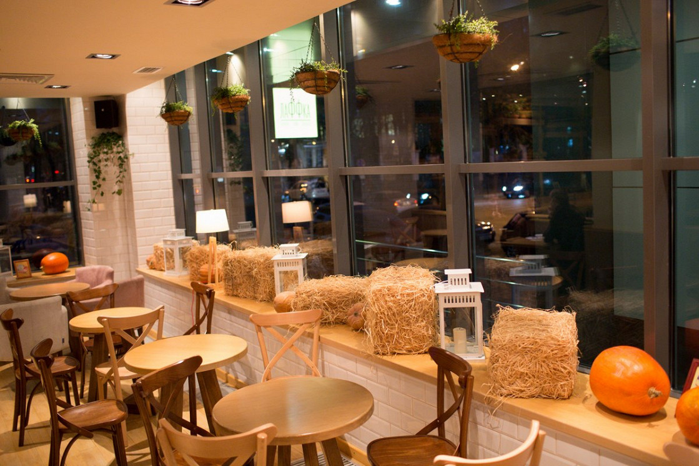 Ресторан Лаффка - фотография 17