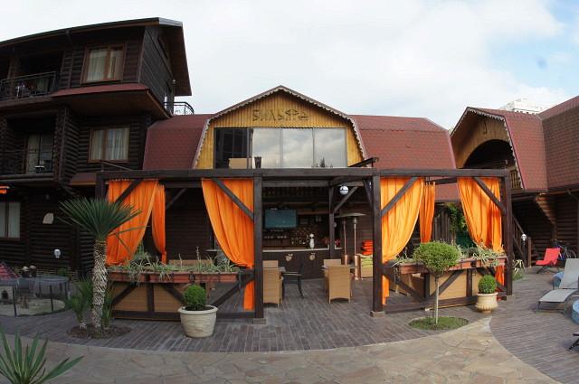 Ресторан Арли - фотография 1