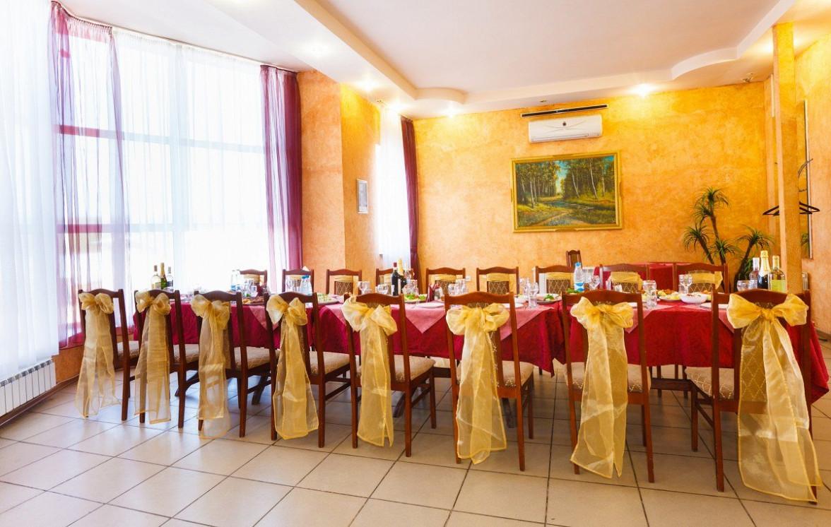 Ресторан Встреча - фотография 9