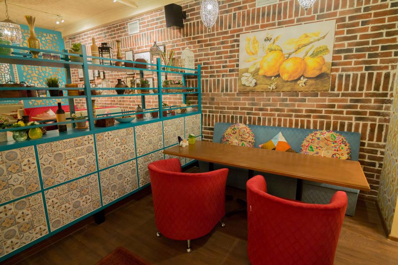 Ресторан Кинза-за - фотография 3