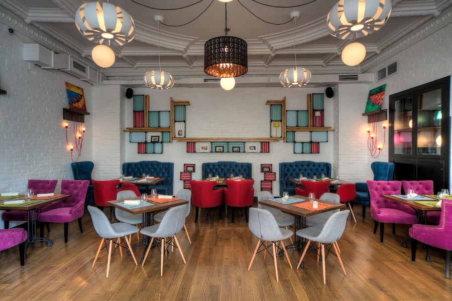 Ресторан Scenario café - фотография 3