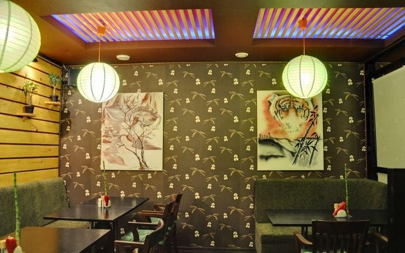 Ресторан Сытый самурай - фотография 1