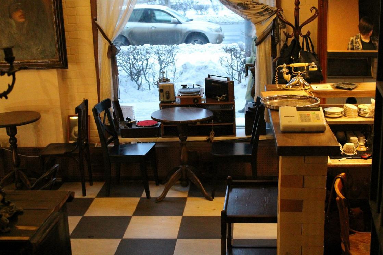 Ресторан Антиквар - фотография 3