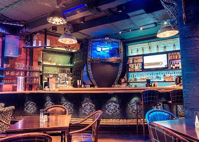 Ресторан Бумага - фотография 9