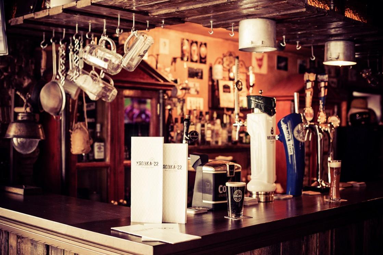 Ресторан Уловка 22 - фотография 9