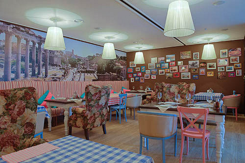 Ресторан Mama Donna - фотография 7
