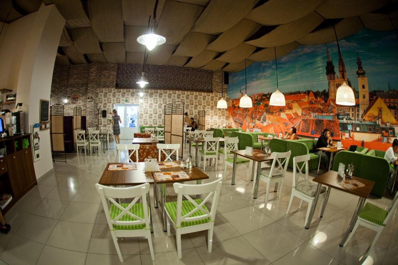 Ресторан Чердак - фотография 2