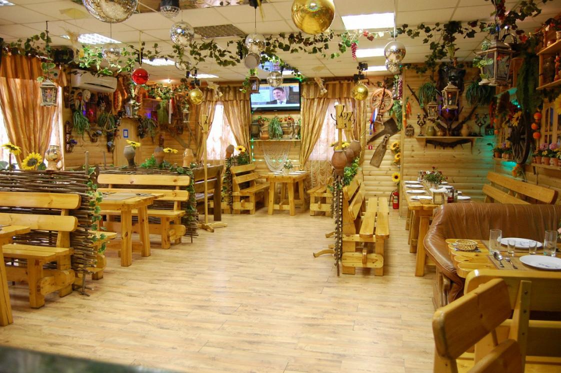 Ресторан Избушка в Репном - фотография 3