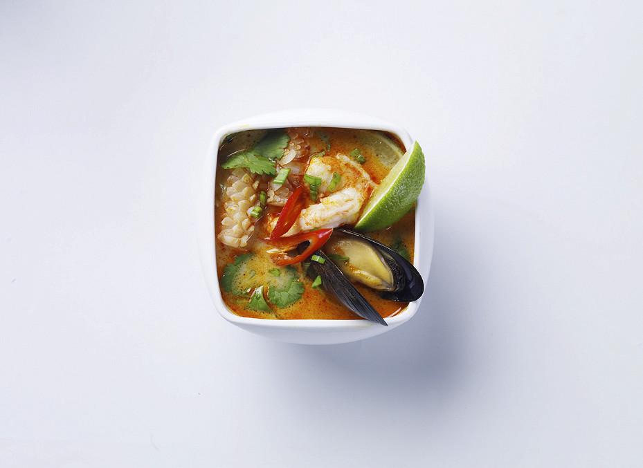 Ресторан United Asia - фотография 6