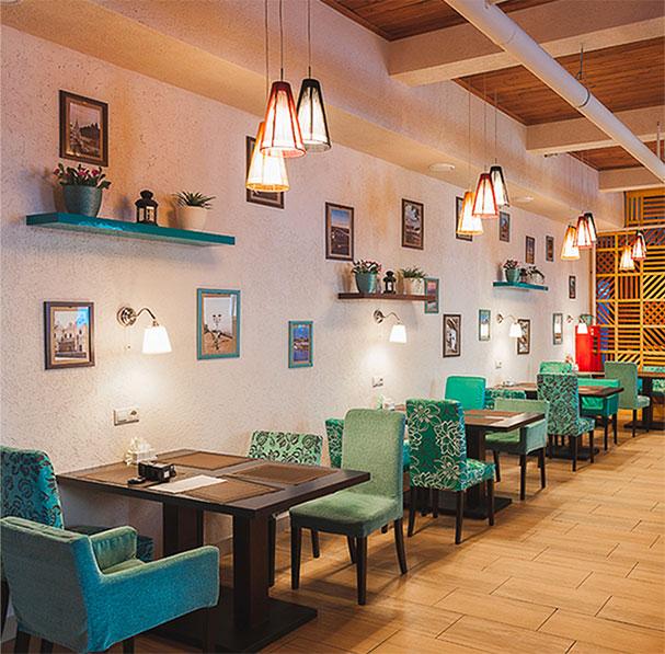 Ресторан Полтавка Street - фотография 1