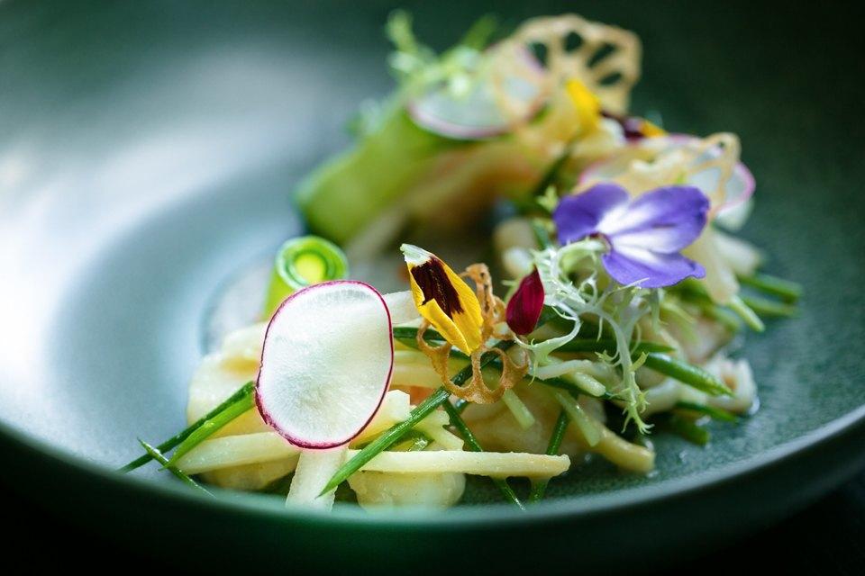 Ресторан Elements by Edward Kwon - фотография 6