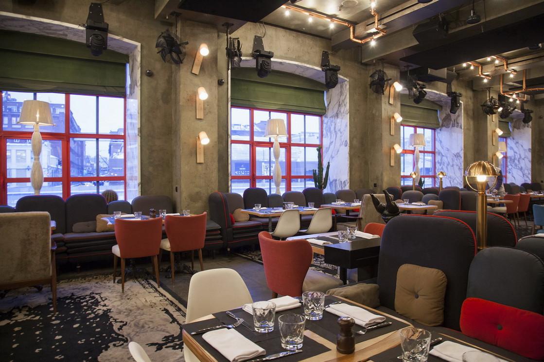 Ресторан The Waiters - фотография 16