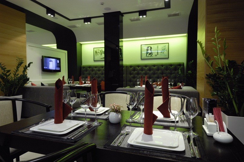 Ресторан Gusto - фотография 3