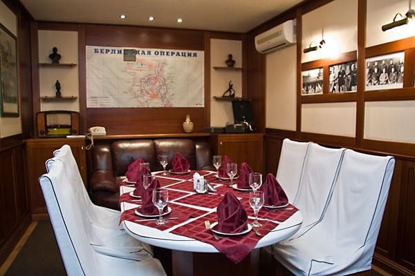 Ресторан Блиндаж - фотография 2