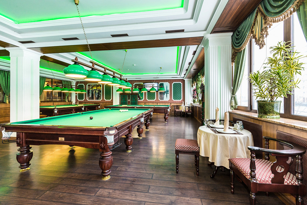 Ресторан Грин-палас - фотография 9