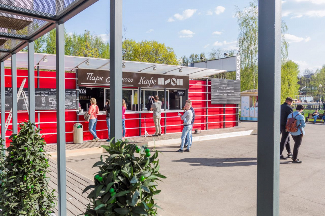 Ресторан Киоск «Пион» - фотография 3