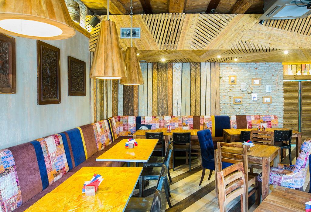 Ресторан Иван & Марья - фотография 1