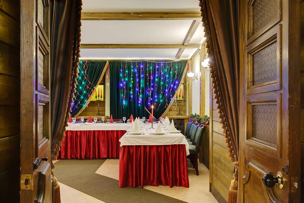 Ресторан Пушкарь - фотография 1