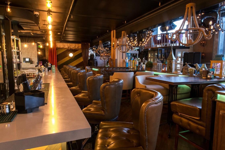 Ресторан Lustra Bar - фотография 9