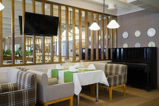 Ресторан Брусникин - фотография 7