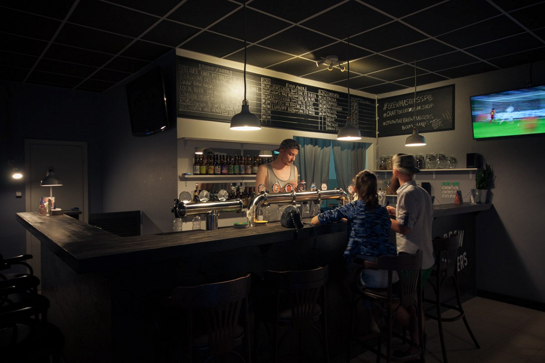 Ресторан Brew Masters - фотография 3