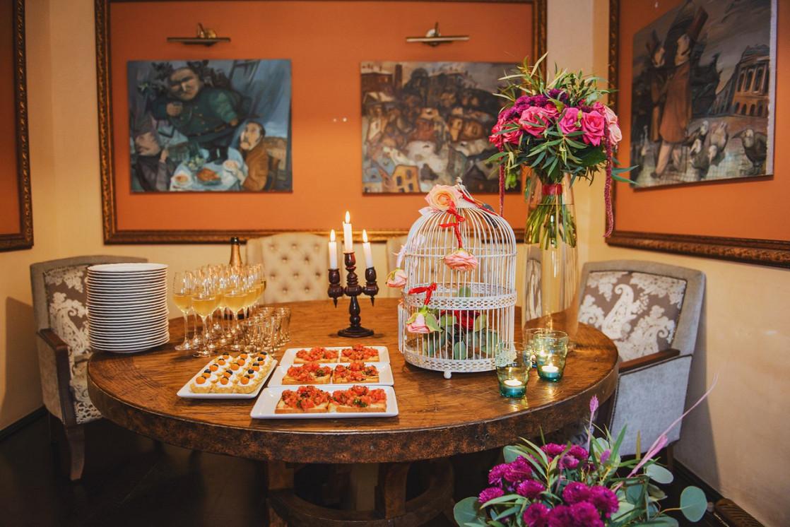 Ресторан Особняк - фотография 6