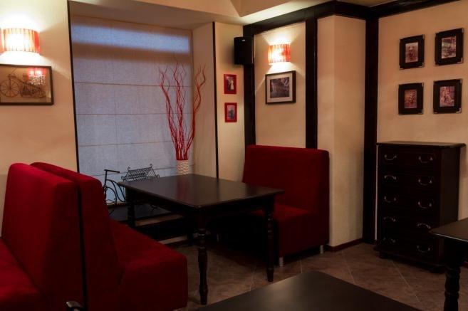 Ресторан Паркофф - фотография 3