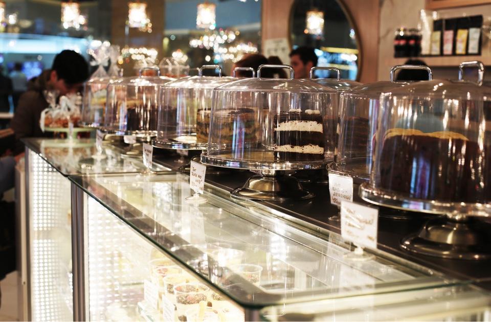 Ресторан Upside Down Cake Co. в Афимолле - фотография 3