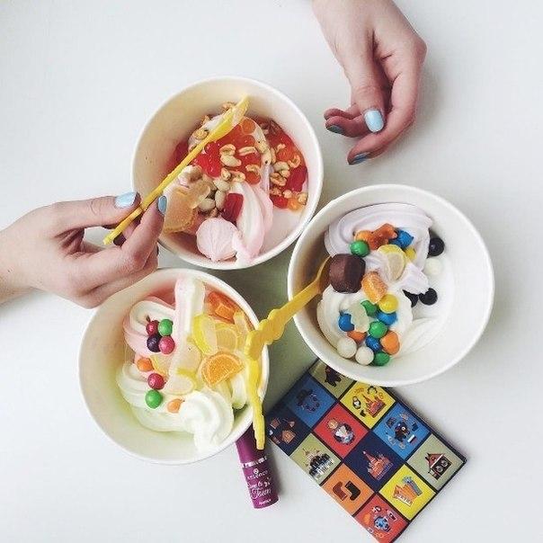Ресторан Tutti Frutti Frozen Yogurt - фотография 5