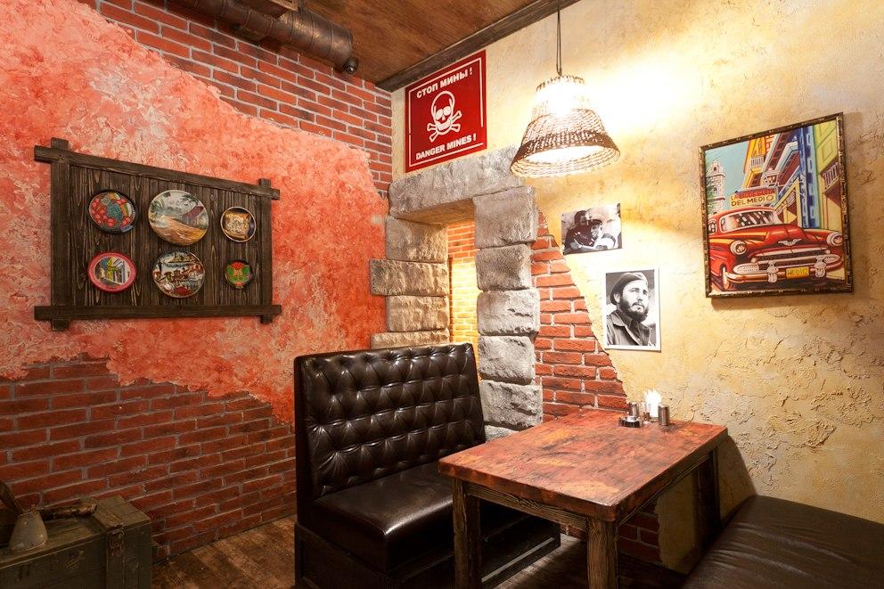 Ресторан Время Che - фотография 12