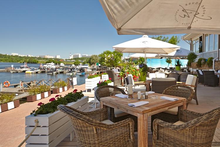Ресторан Shore House - фотография 3