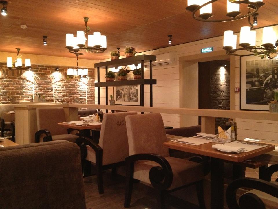 Ресторан Farfalle - фотография 8