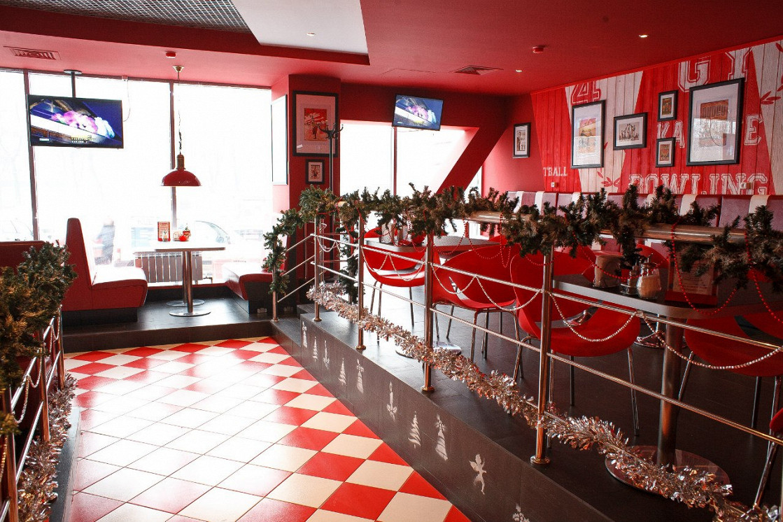 Ресторан Champs - фотография 9