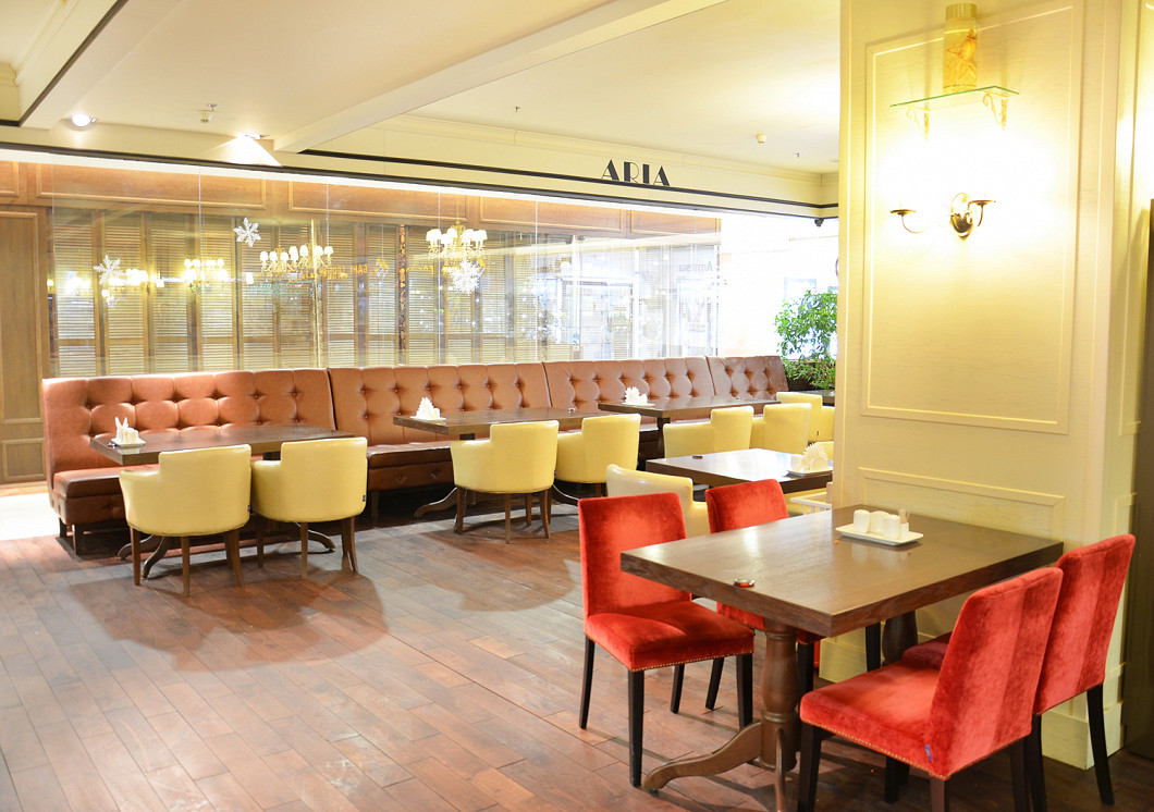 Ресторан Aria - фотография 6