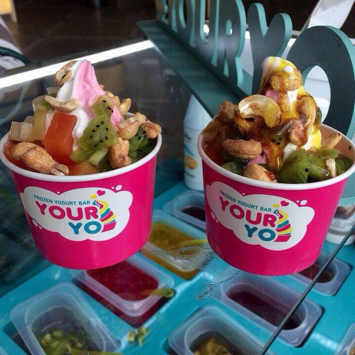 Ресторан Your Yo - фотография 3