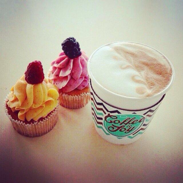 Ресторан Coffee Joy - фотография 1
