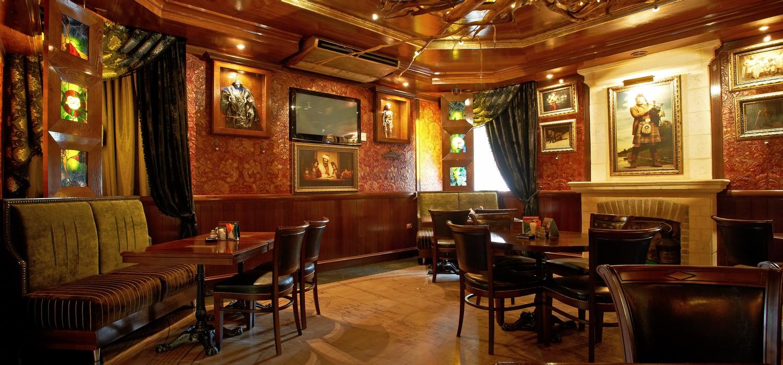 Ресторан Wild Duck - фотография 5 - Второй зал.